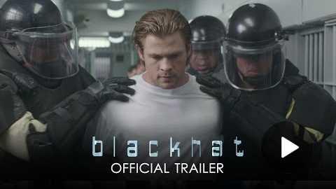 Blackhat - Official Trailer 2 (HD)