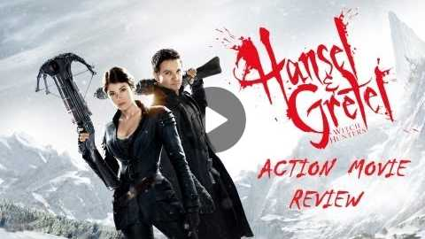 HANSEL & GRETEL WITCH HUNTERS ( 2013 ) Action Movie Review