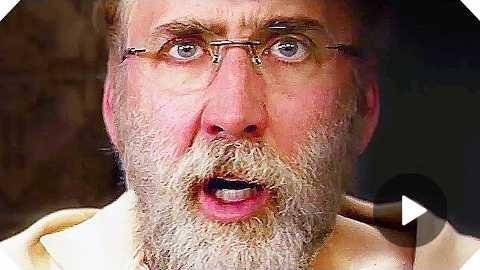 ARMY OF ONE (Nicolas Cage, Comedy) - TRAILER