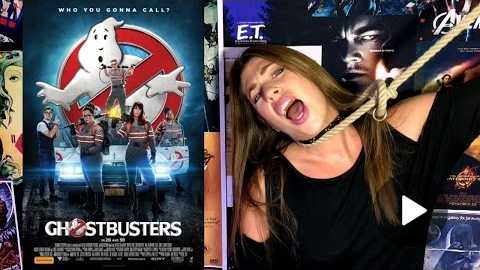 GHOSTBUSTERS - 2016 - MOVIE REVIEW!!