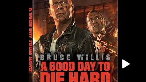 Good Day to Die Hard Blu-Ray Review/Rant