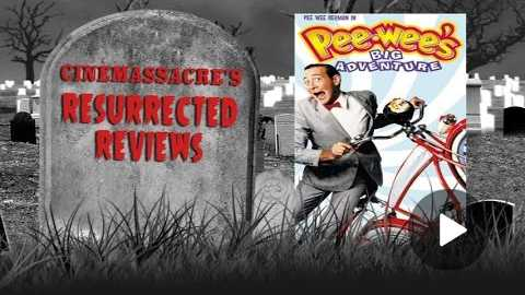 Pee-wee's Big Adventure (1985) Movie Review