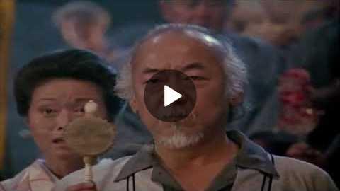 The Karate Kid: Part II (1986) - Movie Trailer