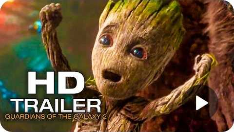 Guardians of the Galaxy Vol. 2 'It's Showtime' TV Spot Trailer [2017]