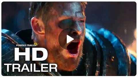 AVENGERS INFINITY WAR Loki's Death Trailer (2018) Superhero Movie Trailer HD