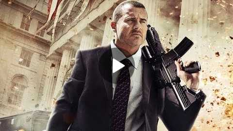 ASSAULT ON WALL STREET aka BAILOUT ( 2013 Dominic Purcell ) Action Movie Review