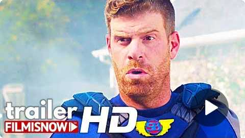 AVENGERS OF JUSTICE Trailer (2019) | Superhero Spoof Comedy Movie
