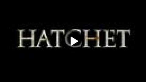 Hatchet - Trailer