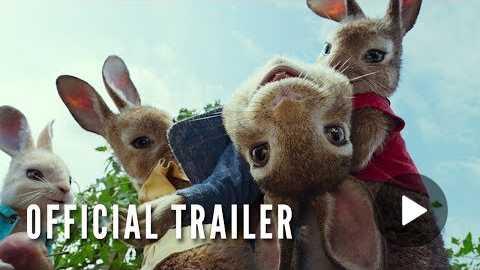 PETER RABBIT - Official Trailer #2