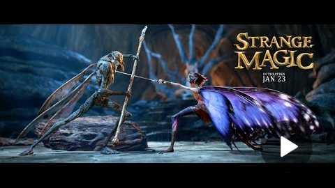 Strange Magic Official US Trailer
