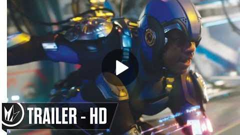 Pacific Rim: Uprising Official Trailer #2 (2018) Regal Cinemas [HD]