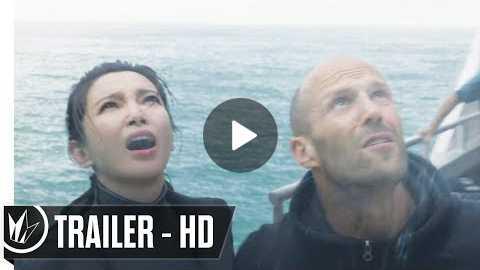 The Meg Official Trailer #1 (2018) Jason Statham - Regal Cinemas [HD]