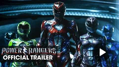 Power Rangers (2017 Movie) Official Trailer Its Morphin Time!