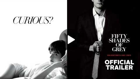 Fifty Shades of Grey - Official Trailer (HD)