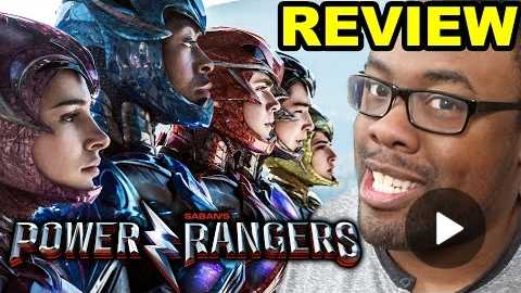POWER RANGERS 2017 MOVIE REVIEW - Good, Bad and Nerdy