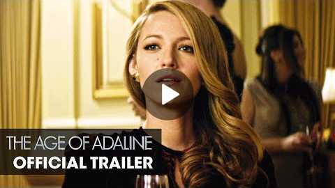 The Age of Adaline (2015 Movie) Official Trailer - Blake Lively