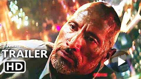 SKYSCRAPER Final Trailer (2018) Dwayne Johnson, Neve Campbell Action Movie HD