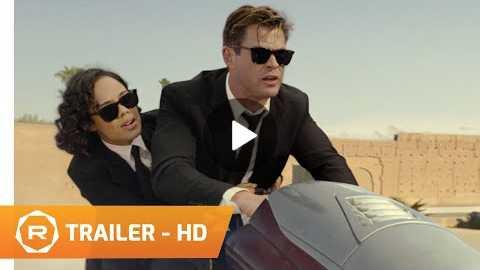 Men In Black International Official Trailer #2 (2019) - Regal [HD]
