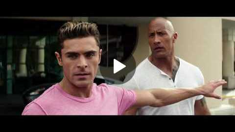 BAYWATCH 'Alexandra Daddario's Weapon!' Deleted Scenes (2017)