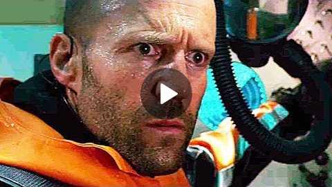 THE MEG Trailer (Shark Movie) Jason Statham, Ruby Rose 2018