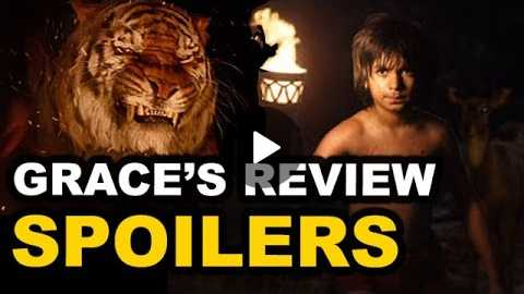 The Jungle Book 2016 Movie Review SPOILERS