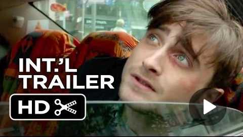 What If Official International Trailer #1 - 'The F Word' (2014) - Daniel Radcliffe Movie HD