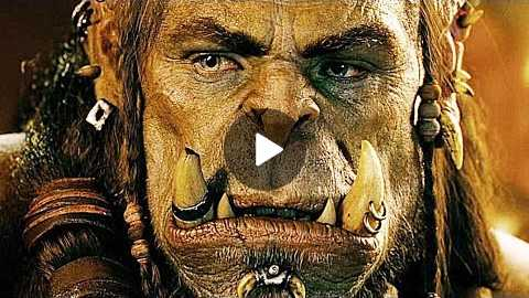 WARCRAFT Official Film Trailer (2016) The Movie