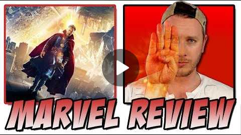 Doctor Strange (2016) | Movie Review | (Journey to Marvel's Infinity War | An MCU Analysis)