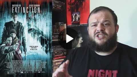 Extinction (2015) movie review horror zombies