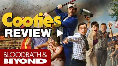 Cooties (2015) - Movie Review