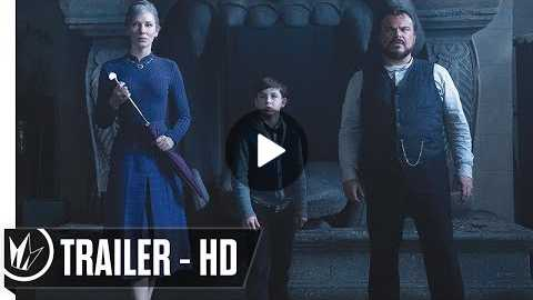 The House with a Clock in Its Walls Official Trailer #1 (2018) Cate Blanchett - Regal Cinemas [HD]