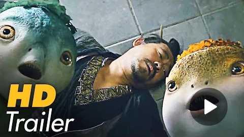 MONSTER HUNT Trailer (2015) Martial-Arts Fantasy Movie