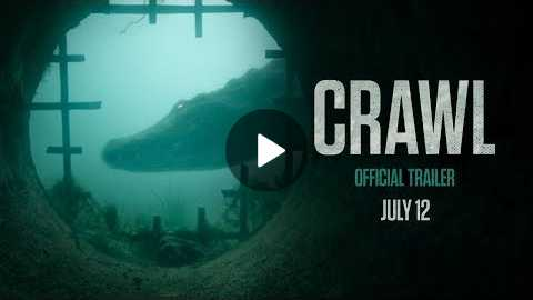 Crawl (2019) Official Trailer Paramount Pictures
