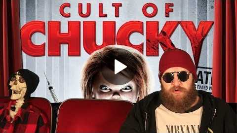 CULT OF CHUCKY (2017) - Movie Review