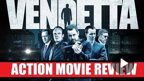 VENDETTA ( 2013 Danny Dyer ) Action Movie Review