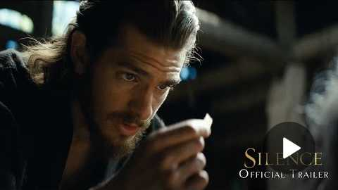 Silence Official Trailer (2016) - Paramount Pictures