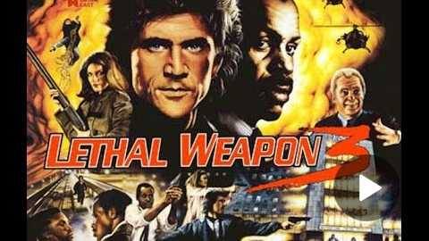 Lethal Weapon 3 (1992) Movie Review (Love This Sequel)