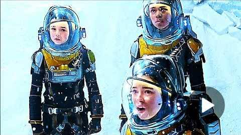 LOST IN SPACE Trailer # 3 (2018) Teen Survival Space Movie