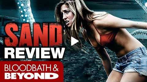 The Sand (2015) - Movie Review