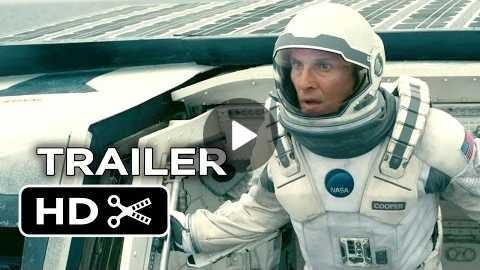 Interstellar Official Trailer #2 (2014) - Matthew McConaughey, Christopher Nolan Sci-Fi Movie HD