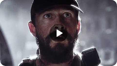 MAN DOWN Teaser Trailer (2016) Shia LaBeouf War Drama