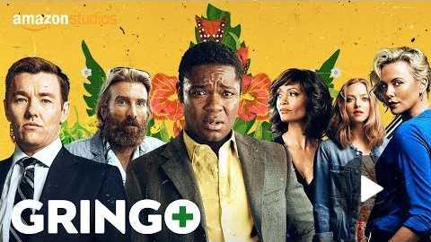 Gringo - Official Redband Trailer | Amazon Studios