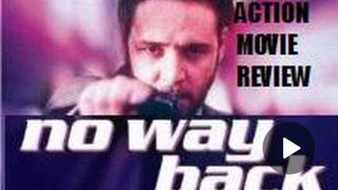 NO WAY BACK ( 1995 Russell Crowe ) Action Movie Review