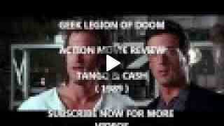 TANGO & CASH ( 1989 Sylvester Stallone ) Action Movie Review