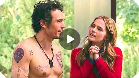 WHY HIM? (Bryan Cranston VS James Franco, Comedy) - TRAILER #2
