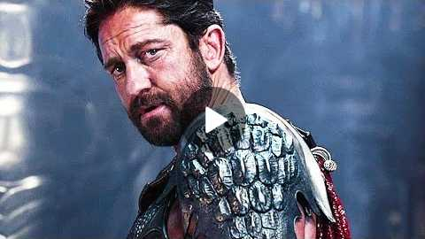 GODS OF EGYPT Trailer (2016) Gerard Butler Fantasy Action Movie