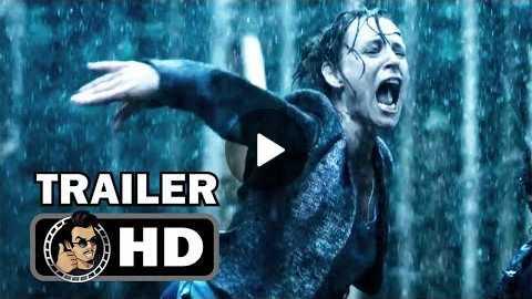 THE RAIN Official Date Announcement Trailer (HD) Netflix Danish Thriller Series