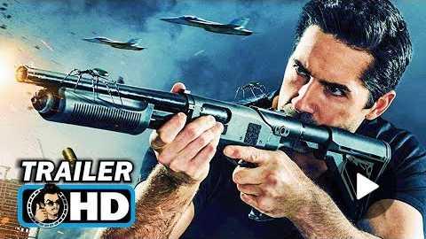 ABDUCTION Trailer (2019) Scott Adkins Sci-Fi Action Movie