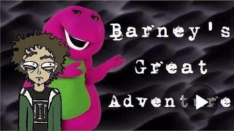 5RQ Reviews (Pilot) - Barney's Great Adventure