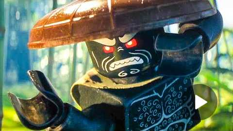 THE LEGO NINJAGO MOVIE 'Jackie Chan' Clip + Trailer (2017)